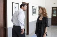 Jessica Chastain, Kyle Chandler - Los Angeles - 17-12-2012 - Golden Globes 2013:L'HFPA premia l'orgoglio americano