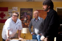 John Goodman, Ben Affleck - Los Angeles - 17-12-2012 - Golden Globes 2013:L'HFPA premia l'orgoglio americano