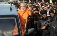 Narendra Modi - Ahmedabad - 18-12-2012 - Priyanka Chopra: la foto che ha fatto infuriare l'India