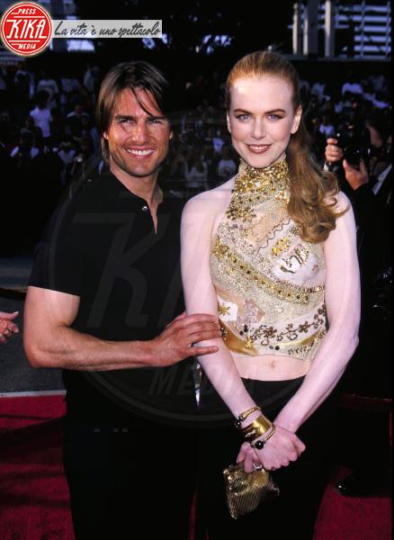 """Tom Cruise, Nicole Kidman - Hollywood - 18-05-2000 - Nicole Kidman: """"I Brangelina come me e Tom Cruise"""""""