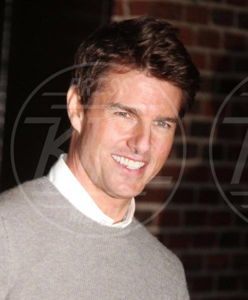 Tom Cruise - New York - 17-12-2012 - Tom Cruise, falsa la storia con Jessica White