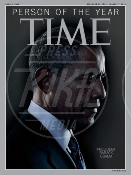 Cover Time, Barack Obama - Washington - 19-12-2012 - Time: Barack Obama eletto Person of the year