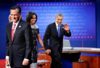 Mitt Romney, Michelle Obama, Barack Obama - Boca Raton - 22-10-2012 - Time: Barack Obama eletto Person of the year
