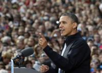 Barack Obama - Milwaukee - 22-09-2012 - Time: Barack Obama eletto Person of the year