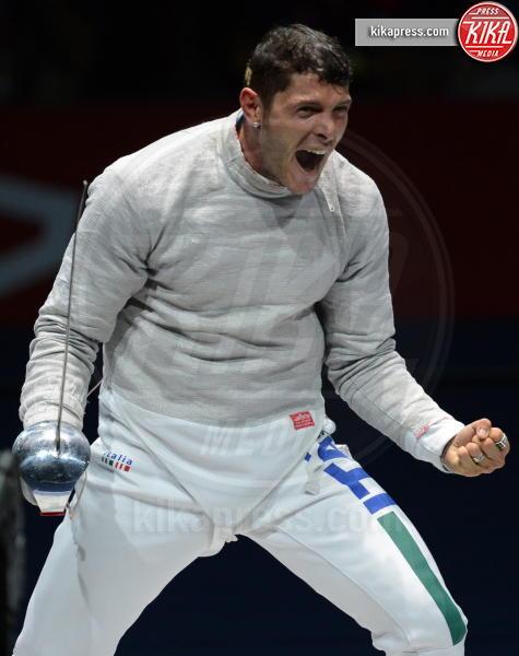Aldo Montano - Londra - 03-08-2012 - Cala il sipario sulla carriera, e adesso cosa faccio?
