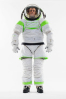Houston - 07-11-2012 - Il vecchio astronauta va in pensione: ecco la tuta spaziale Z-2