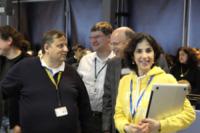 Fabiola Gianotti - Ginevra - 20-11-2009 - Fabiola Gianotti è la nuova direttrice del Cern