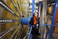Fabiola Gianotti - Ginevra - 03-02-2011 - Fabiola Gianotti è la nuova direttrice del Cern