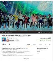 PSY - Los Angeles - 21-12-2012 - Psy: GanGnam Style fa saltare i contatori YouTube