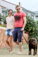 Sharni Vinson, Kellan Lutz - Sydney - 22-12-2012 - Kellan Lutz e Sharni Vinson si sono lasciati