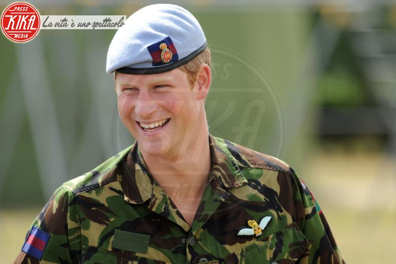 Principe Harry - Suffolk - 15-07-2010 - Principe Harry: i 30 anni di uno scapolo… reale!