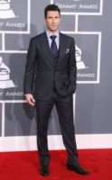 Adam Levine - Los Angeles - 12-02-2012 - Daniel Craig è l'uomo più elegante del 2012