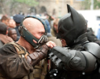 Tom Hardy, Christian Bale - Los Angeles - 03-08-2011 - Christian Bale non sarà Batman in Justice League