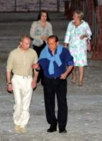 Veronica Lario, Vladimir Putin, Silvio Berlusconi - 28-08-2005 - La De Sio e la seconda giovinezza delle cinquantenni