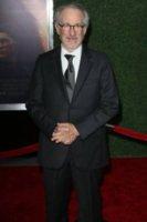 Steven Spielberg - New York - 04-12-2011 - Incubo stalker: Fabio Quagliarella esce dal tunnel