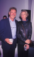 Melissa Mathison, Harrison Ford - Hollywood - 10-05-2000 - Divorzio mio quanto mi costi!