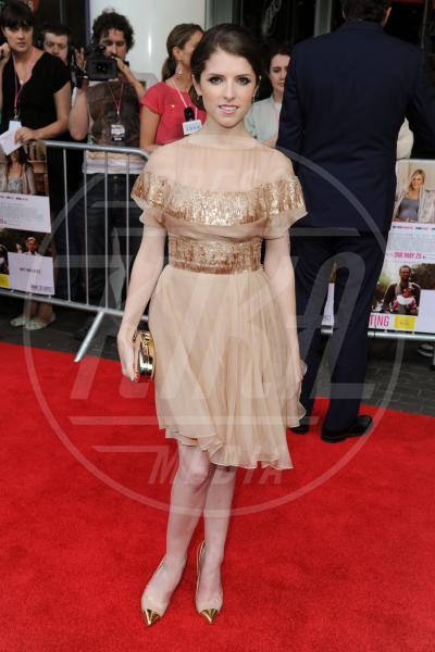 Anna Kendrick - Londra - 22-05-2012 - In punta di piedi… e di metallo!