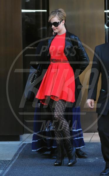 Evan Rachel Wood - New York - 05-10-2011 - In punta di piedi… e di metallo!