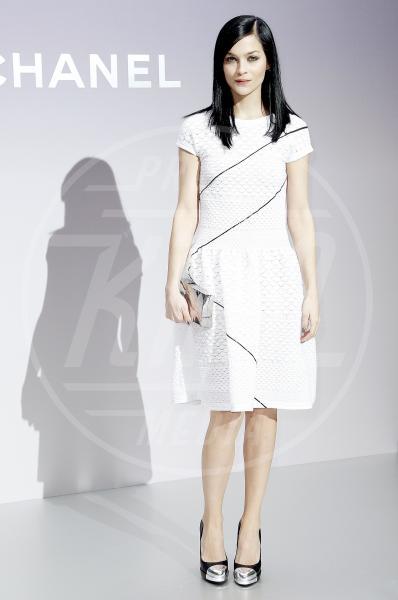 Leigh Lezark - Parigi - 06-03-2012 - In punta di piedi… e di metallo!