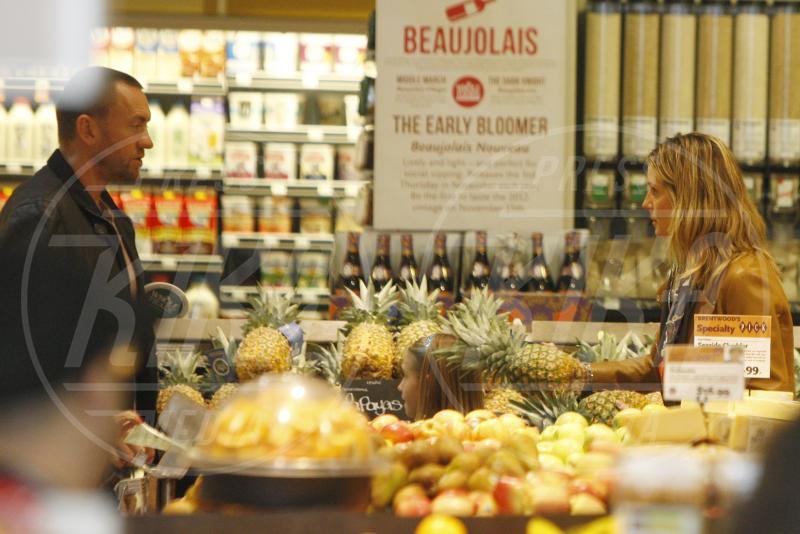 Martin Kristen, Heidi Klum - Los Angeles - 01-01-2013 - Locale e di stagione: la frutta e la verdura preferita dai VIP!
