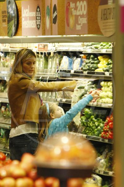 Leni Samuel, Heidi Klum - Los Angeles - 01-01-2013 - Locale e di stagione: la frutta e la verdura preferita dai VIP!