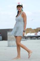 Nicole Minetti - Miami - 01-01-2013 - Shorts, maxidress o pareo: e tu cosa indossi in spiaggia?