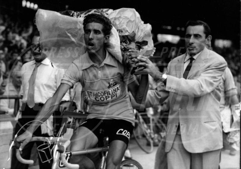 Felice Gimondi, Fausto Coppi - Los Angeles - 28-12-2009 - 53 anni fa moriva Fausto Coppi, il Campionissimo