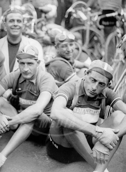 Gino Bartali, Fausto Coppi - Los Angeles - 28-12-2009 - 53 anni fa moriva Fausto Coppi, il Campionissimo