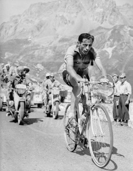 Fausto Coppi - Los Angeles - 28-12-2009 - 53 anni fa moriva Fausto Coppi, il Campionissimo