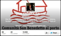 Don Gallo - 02-01-2013 - Politica e religione su Twitter: successo a colpi di follower