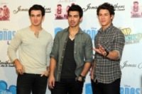 Jonas Brothers - Los Angeles - 25-10-2010 - I Jonas Brothers si dicono addio per la seconda volta