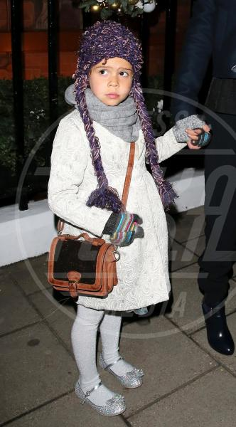 Honor Warren - Londra - 04-12-2012 - A Hollywood, piccole fashioniste crescono