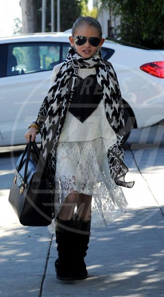 Leni Samuel, Lou Samuel, Heidi Klum - Beverly Hills - 02-01-2013 - A Hollywood, piccole fashioniste crescono