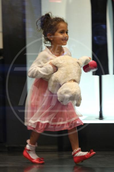 Emme Anthony - Parigi - 02-10-2012 - A Hollywood, piccole fashioniste crescono