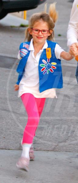 Violet Anne Affleck - Los Angeles - 07-12-2012 - A Hollywood, piccole fashioniste crescono