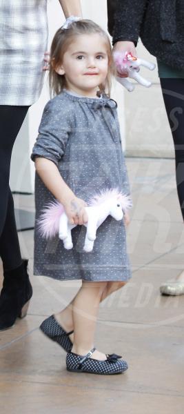 Anja Mazur, Alessandra Ambrosio - Los Angeles - 10-12-2011 - A Hollywood, piccole fashioniste crescono
