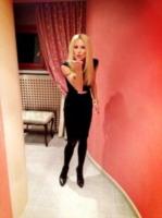 Michelle Hunziker - Milano - 03-01-2013 - E' nata Sole, la figlia di Michelle Hunziker e Tomaso Trussardi