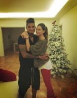 Kevin-Prince Boateng, Melissa Satta - Milano - 03-01-2013 - Dillo con un tweet: Stefano De Martino emula Belen