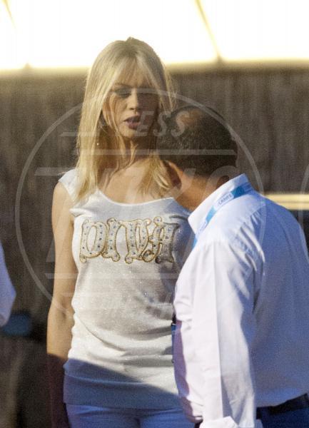 Anna Falchi - Comacchio - 06-10-2010 - Dillo con una t-shirt: Taylor Swift vuole una vita bohémienne