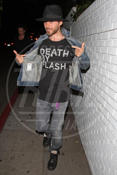 Jared Leto - Los Angeles - 02-06-2012 - Dillo con una t-shirt: Taylor Swift vuole una vita bohémienne