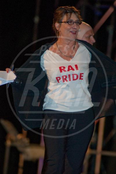 Serena Dandini - Bologna - 17-06-2011 - Dillo con una t-shirt: Taylor Swift vuole una vita bohémienne
