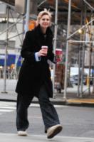 Jane Lynch - New York - 06-01-2013 - Il mattino ha l'oro in bocca… e la stanchezza in faccia!