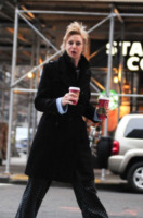 Jane Lynch - New York - 06-01-2013 - Star come noi, la mattina resto in pigiama!