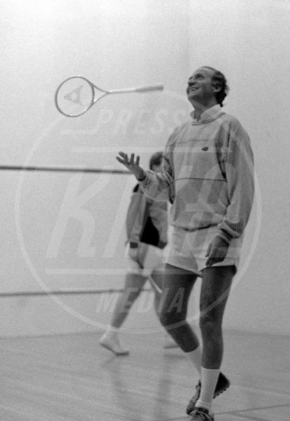 Juan Carlos  di Spagna - Madrid - 07-01-2013 - Gli Us Open risvegliano la passione per il tennis delle star