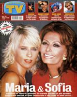 Maria De Filippi, Sophia Loren - La signora di Mediaset
