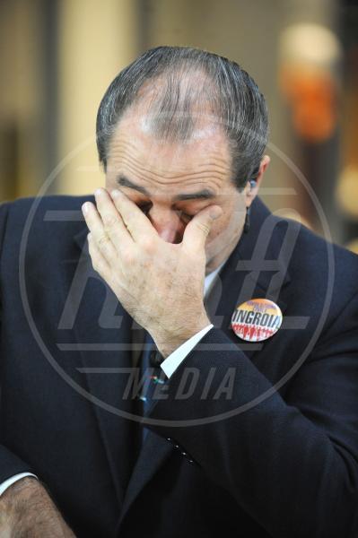 Antonio Di Pietro - Roma - 08-01-2013 - Star come noi: anche i ricchi piangono