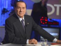 Silvio Berlusconi - Roma - 08-01-2013 - Paura per Berlusconi, caduto a Portofino: dimesso dopo la sutura