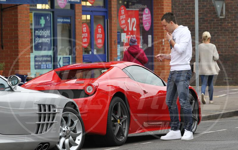 John Terry - Cobham - 08-01-2013 - A Hollywood sono tutti matti per la Ferrari