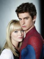 Emma Stone, Andrew Garfield - Los Angeles - 29-05-2012 - Andrew Garfield ha grandi doti... nel costume di Spider-Man!