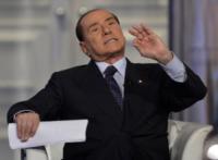 Silvio Berlusconi - Roma - 09-01-2013 - Silvio Berlusconi in ospedale per battito cardiaco irregolare